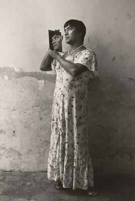 Graciela Iturbide, Magnolia, 1986, printed 19901986, printed 1990