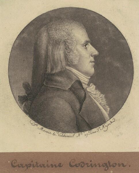 Captain Codrington