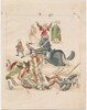 Freydal, The Book of Jousts and Tournaments of Emperor Maximilian I: Combats on Horseback (Jousts)(Volume I): Plate 62