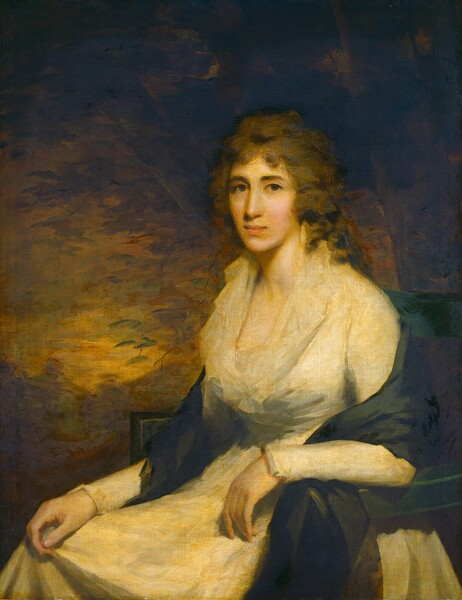 Mrs. George Hill