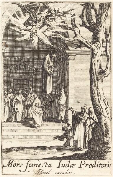 The Death of Judas
