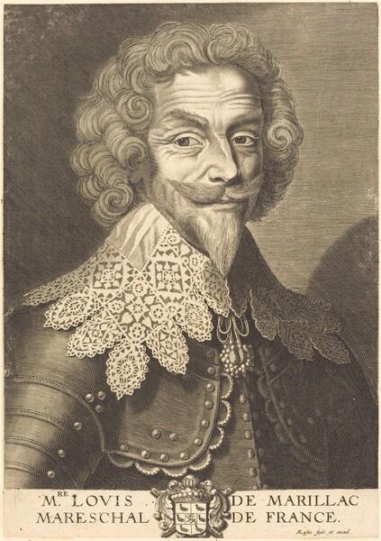 Louis de Marillac, Duke of Beaufort
