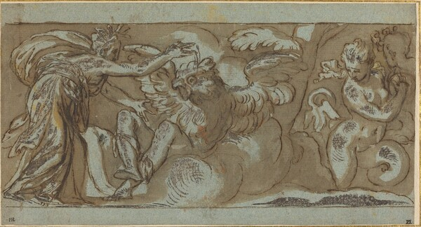 Ceres Changing Ascalaphus into a Bird of Evil Omen