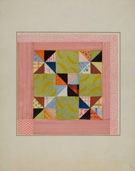 Quilt Section