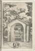 Chapel of the Spring in the Beech Tree (Cappella del faggio dell'acqua) [plate Q]