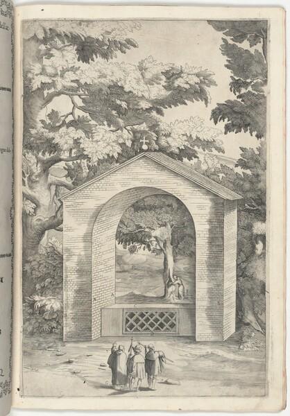 Chapel of the Spring in the Beech Tree (Cappella del faggio dell