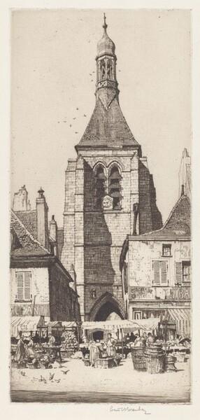 Notre Dame du Val, Provins
