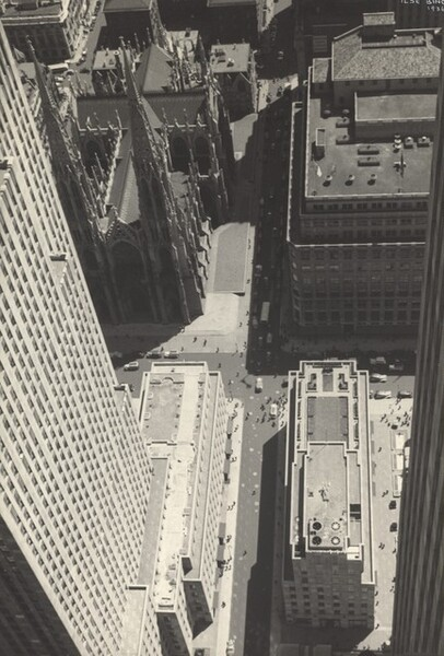 Streetscape, New York