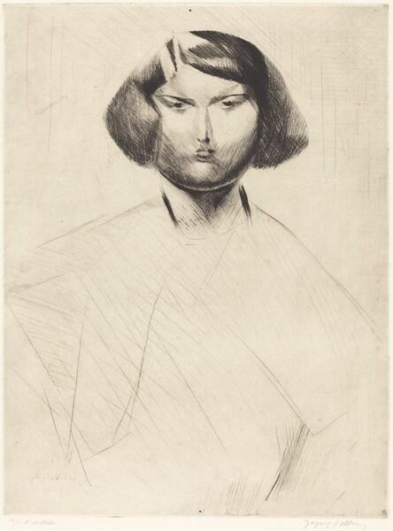 Renée (Renée de face)