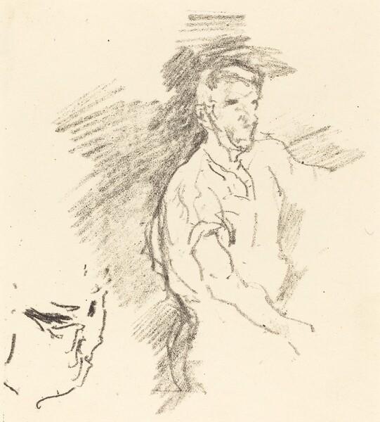 Sketch of a Blacksmith