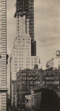 image: From Room 303 (Intimate Gallery)—489 Park Avenue—New York