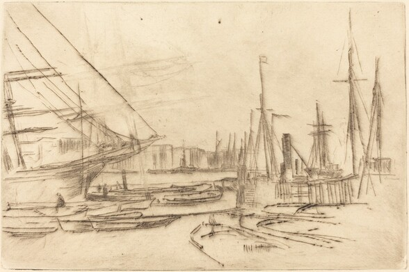A Sketch from Billingsgate