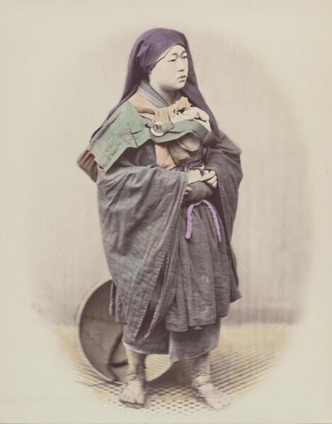 Mendicant Nun