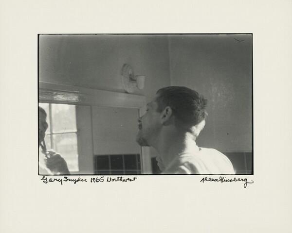 Gary Snyder 1965 Northwest