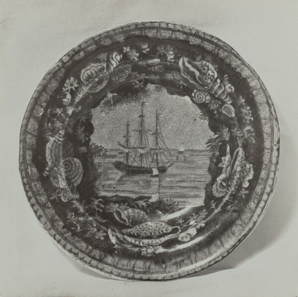 Plate - Cadmus Anchored