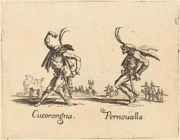 Cucorongna and Pernoualla
