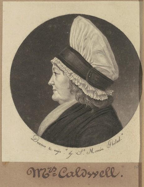 Martha Round Caldwell
