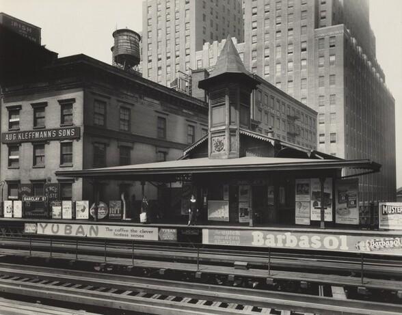 Barclay Street Station