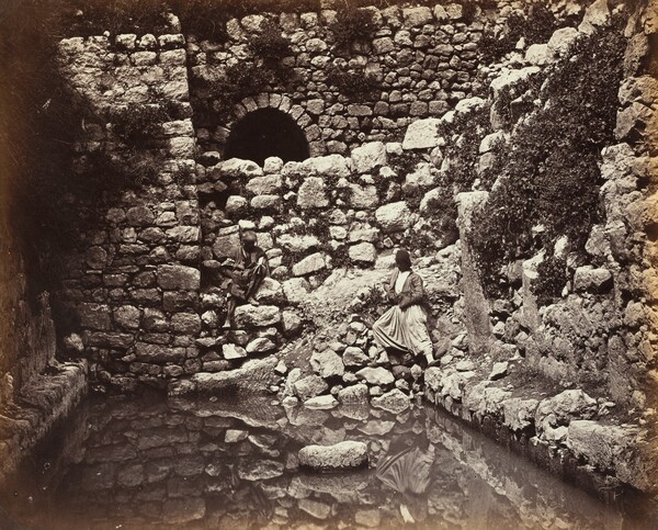 Pool of Siloam, Jerusalem