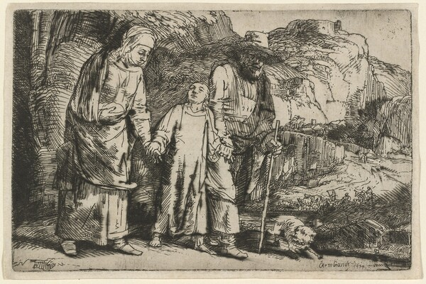 Christ Returning from the Temple with His Parents