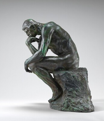 Thinker >> The Thinker Le Penseur