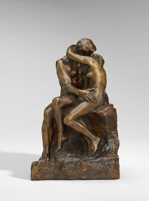 The Kiss (Le Baiser)