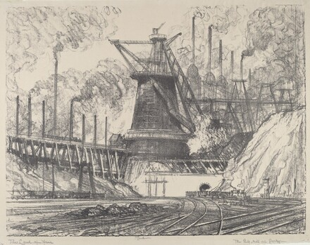 The Big Mill, Gary, Indiana