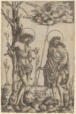 Saint Sebastian and Saint Roch