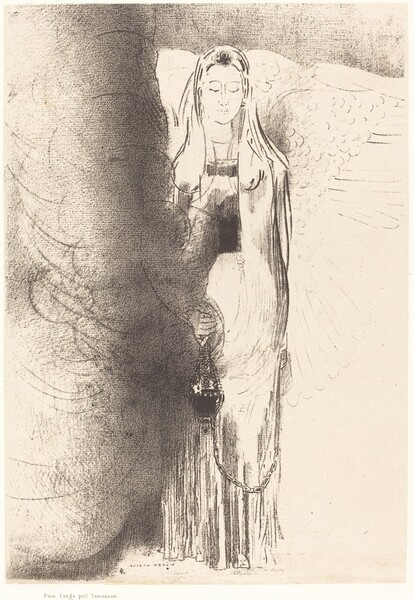 Puis l'ange prit l'encensoir (And the angel took the censer)