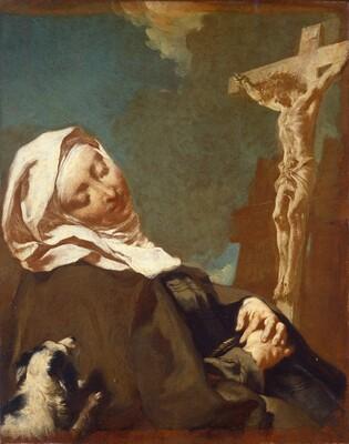 Saint Margaret of Cortona