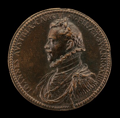 Don Juan of Austria, 1547-1578 [obverse]