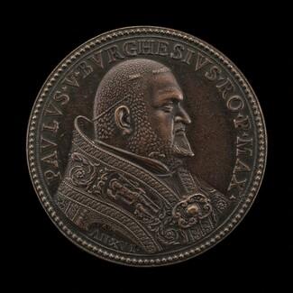 Paul V (Camillo Borghese, 1552-1621), Pope 1605 [obverse]