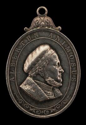 Albert III,  1443-1500, Duke of Saxony [obverse]