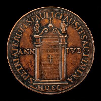 Jubilee Door [reverse]