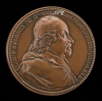 Cardinal Giacomo De Angelis, 1651-1695 [obverse]