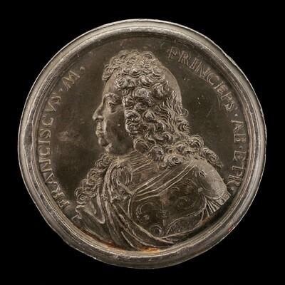 Francesco Maria de' Medici, 1660-1711, Cardinal 1686, Duke of Guastalla 1709