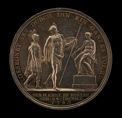Allegory of Marriage [reverse]