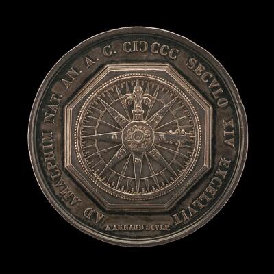 Compass Rose [reverse]