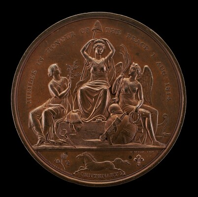 Peace of 1814 [reverse]