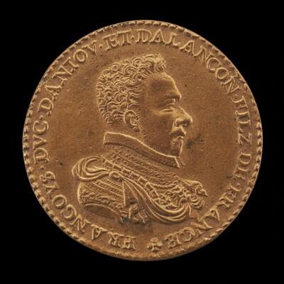 Hercule-François, 1544-1584, Duc d'Alençon and d'Anjou [obverse]