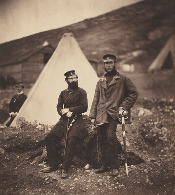 Captain Graham and Captain MacLeod, 42nd Regiment