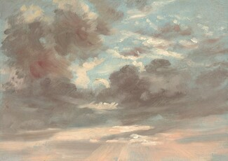 John Constable Clouds