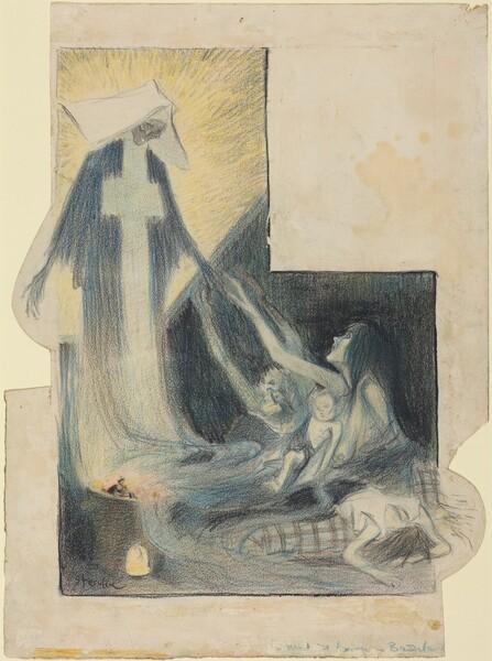 La mort des pauvres-Baudelaire