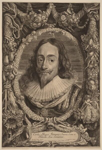 Charles I, King of England