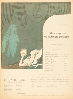 L'Assomption de Hannele Mattern; En l'attendant
