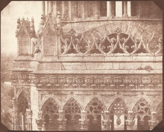 William Henry Fox Talbot, Orléans Cathedral, June 1843