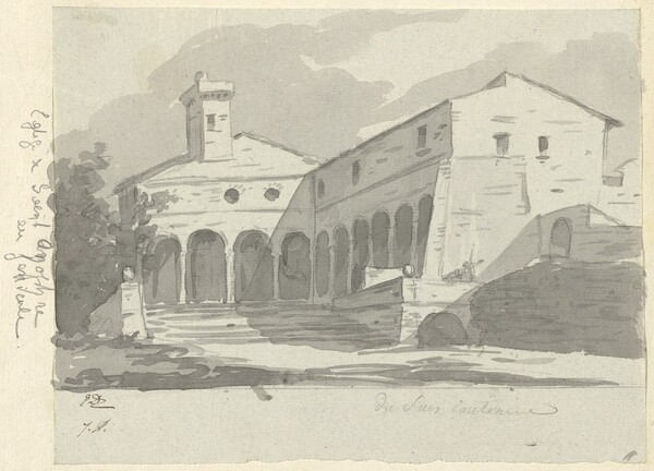 Church of Sant' Onofrio, Rome