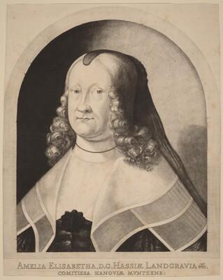 Amelia Elizabeth, Countess of Hesse