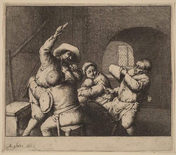 Peasants' Quarrel