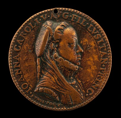 Dona Juana of Portugal [obverse]